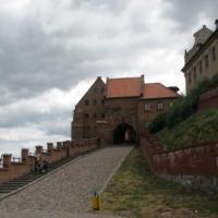 Grudziądz - Brama Wodna