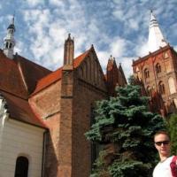 Chełmno - kościół farny