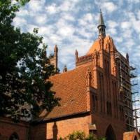 Chełmża - kościół Św. Mikołaja