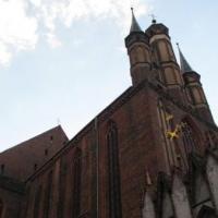 Toruń - kościół Wniebowzięcia NMP