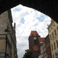 Toruń - katedra Św. Janów