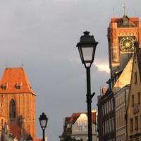 Starówka w Toruniu