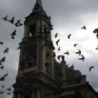 Toruń - kościół Ducha Świętego