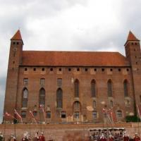Zamek w Gniewie