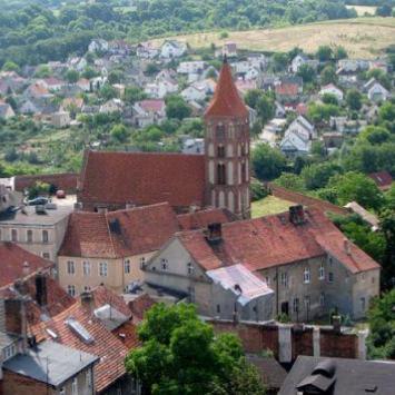 Kościół Ducha Świętego w Chełmnie