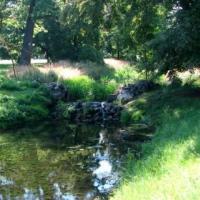 Park w Swierklańcu