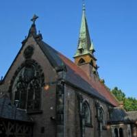 Kościółek w Parku w Świerklańcu