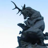 Zabytkowa rzeźba w Świerklańcu