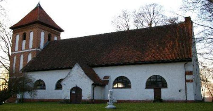 Kościół w Sorkwitach - zdjęcie