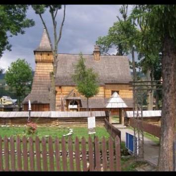 Kościół w Dębnie, Grzegorz Binkiewicz