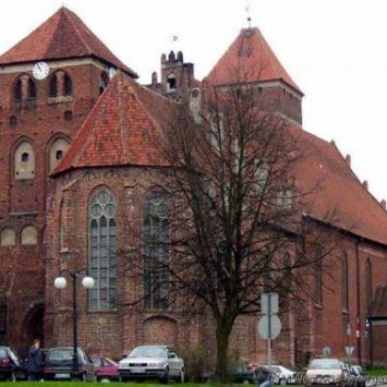 Kościół Św. Jerzego w Kętrzynie