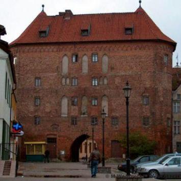 Wysoka Brama w Lidzbarku Warmińskim - zdjęcie