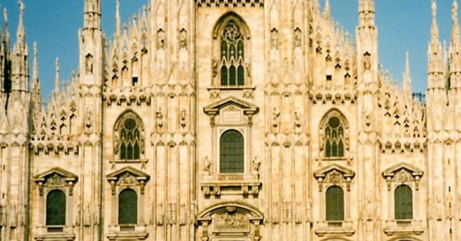 Mediolan - miasto mody - zdjęcie