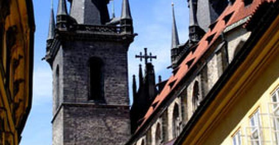 Praga - miasto marzeń