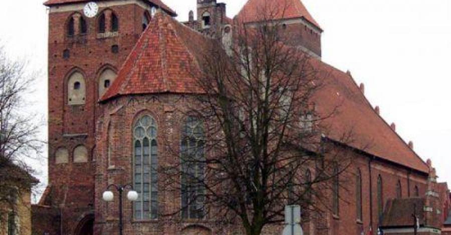 Kościół Św. Jerzego w Kętrzynie - zdjęcie