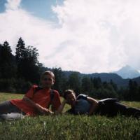 U stóp Alp Niemieckich