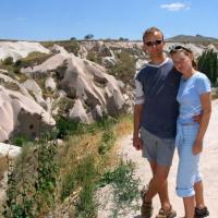 My w Kapadocji