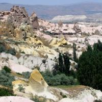 Krajobraz tufowy