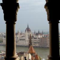 Widok na Parlament