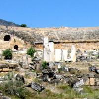 Hierapolis - ruiny starożytnego uzdrowiska