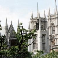 Londyn - Westminster Abbey