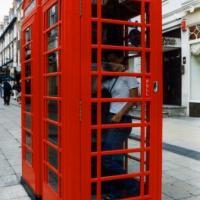 Jeden z symboli Londynu