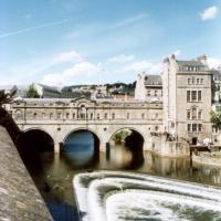 Bath na rzeką Avon