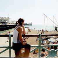 Molo w Brighton