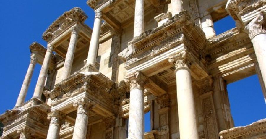 Efez i Pamukkale - zdjęcie