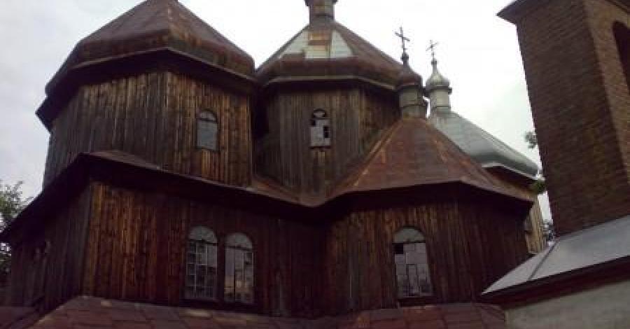 Cerkiew w Bystrem - zdjęcie