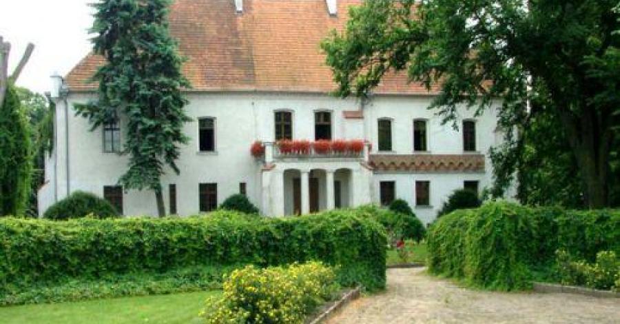 Zamek w Szamotułach - zdjęcie