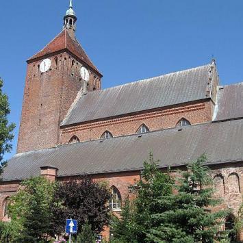 Kościół Mariacki w Darłowie - zdjęcie
