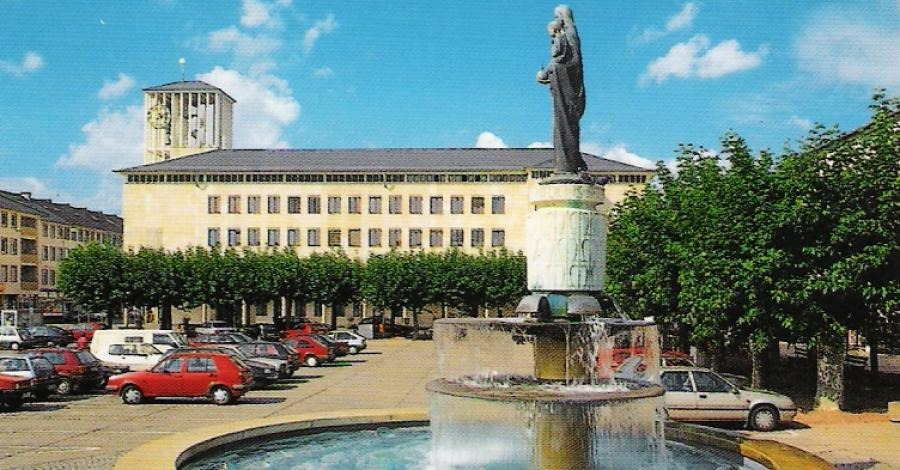 Poznawanie miasta Saarlouis - zdjęcie