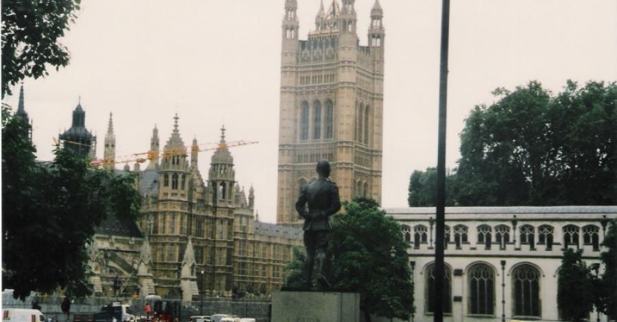 Piękna Anglia - zdjęcie