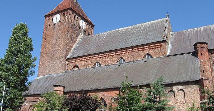 Kościół Mariacki w Darłowie, Monika Pawlak