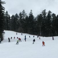 Czantoria - trasa narciarska
