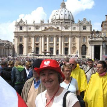 Pielgrzymka do Rzymu i nie tylko