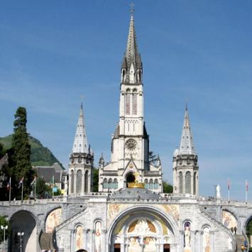 Lourdes i inne europejskie sanktuaria