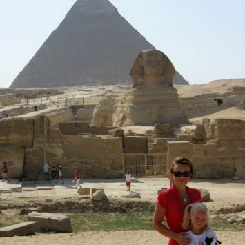 Kair - Giza - zdjęcie