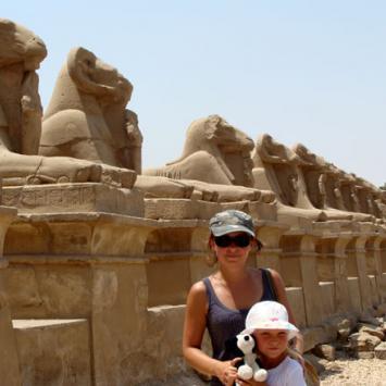 Świątynie Luksor i Karnak - zdjęcie