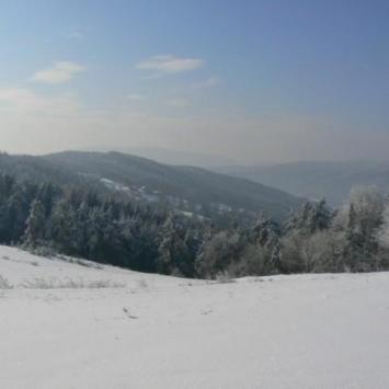 Góra Chełm w Myślenicach - zdjęcie