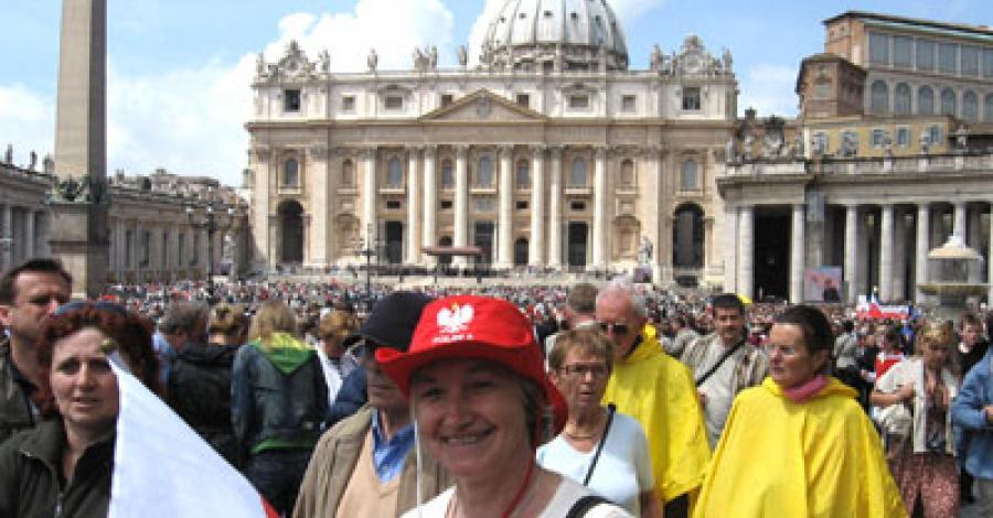 Pielgrzymka do Rzymu i nie tylko - zdjęcie