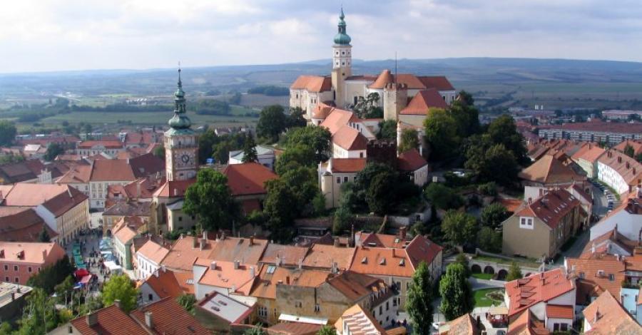 Morawy - kraj winem płynący. - zdjęcie
