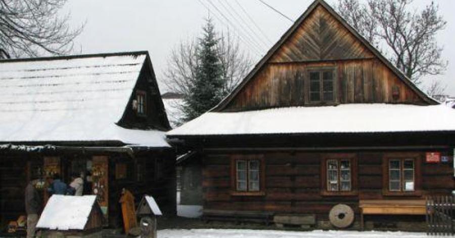 Muzeum Stara Zagroda w Ustroniu - zdjęcie