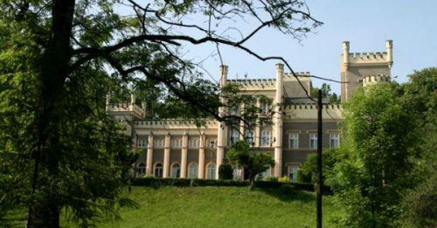 Pałac w Świebodzicach - zdjęcie