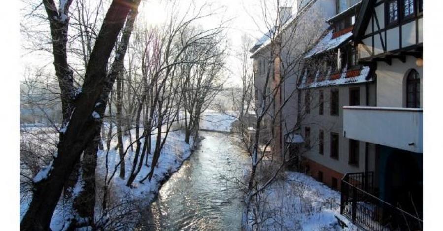 Spływy Łyną w Olsztynie