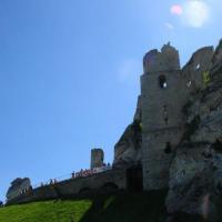 Ogrodzieniec - zamek