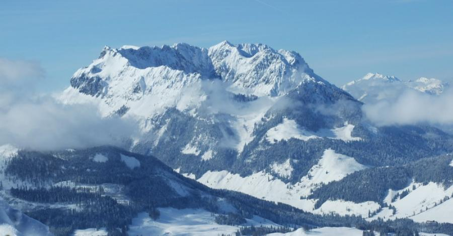 Masyw Kaisergebirge - zdjęcie