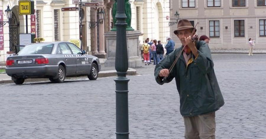 Moje spotkanie z Pragą - zdjęcie