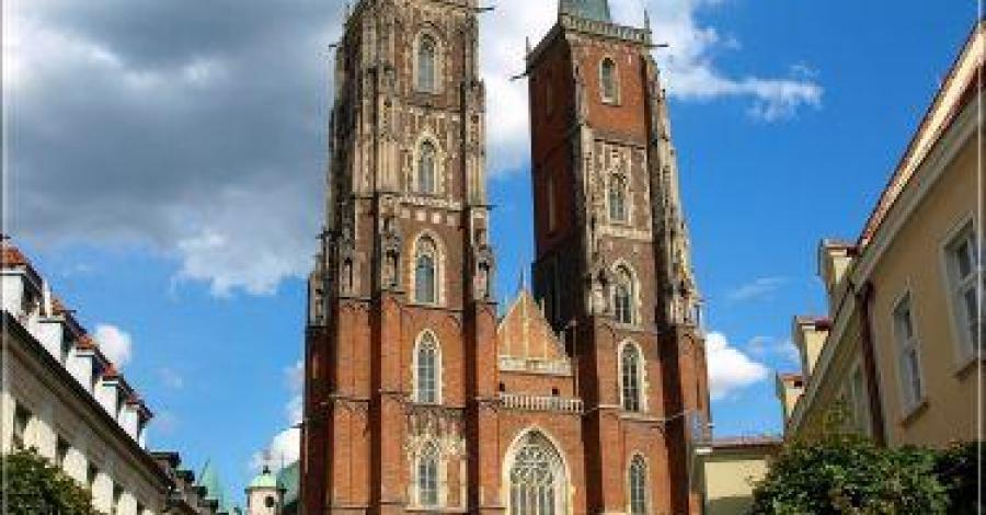 Katedra we Wrocławiu, Anna Piernikarczyk